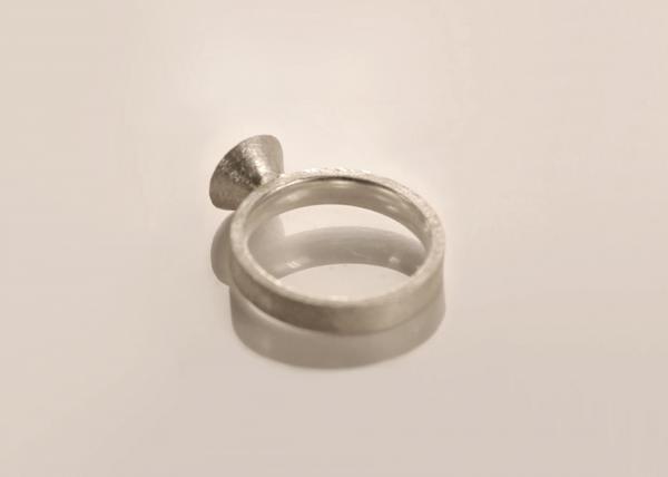 Ring für heiratsantrag aus Silber