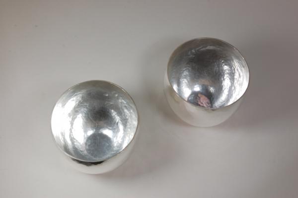 Trinkbecher refill, Silber
